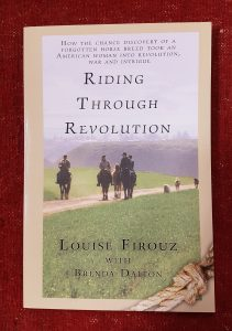 Riding through revolution-Louise Firouz w. Brenda Dalton